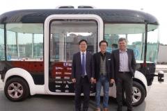 글로벌 기업 '보쉬', 경기도 자율주행센터와 협력 방안 모색