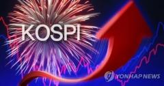 코스피, 2일째 하락 마감…2200선 '턱걸이'