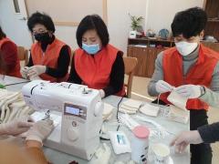 광주 자원봉사자들, '코로나바이러스 확산방지' 앞장선다