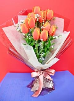 aT, SNS 맞춤형 꽃 주문배달 인기