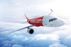 에어아시아, 국내 '항공권 20%' 할인…이달 22일까지