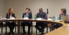 한국사회복지협의회 서상목 회장, 유엔 사회개발위원회서 '지속가능 개발 목표' 중요성 강조