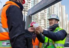 현대건설, 국내 현장 전체 노동자에 마스크 무상 지급