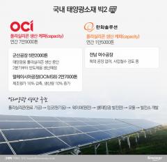 '1등도 2등도' 태양광 국내생산 접는다…韓 떠나 어디로?