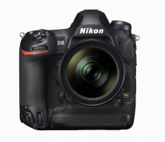 니콘, FX 포맷 플래그십 DSLR 카메라 'D6' 포함 신제품 4종 발표