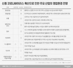 """""""코로나19 때문에…대한항공 4%, 아시아나 5% 매출 감소"""""""