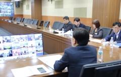 경북도, '2020 감사 방향 논의' 영상회의 개최