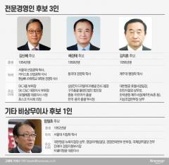 조현아 연합군 '막강' 이사 후보들의 불편한 진실