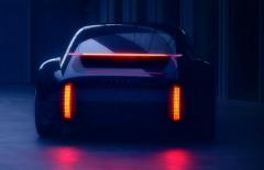 현대차, EV 콘셉트카 '프로페시' 공개…미래 디자인 방향 잡다
