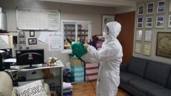 인천 미추홀구, `코로나19` 방역활동에 총력...24시간 비상근무조 운영
