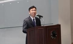 목암생명과학연구소, 정재욱 소장 취임