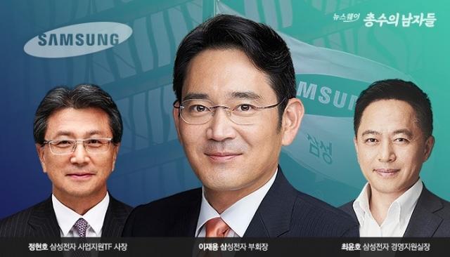 [총수의 남자들|삼성] '이재용 시대' 재무·전략통, 정현호·최윤호 사장