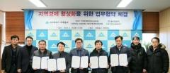 인천 미추홀구, 학익2주택재개발·인천석정 정비사업조합과 지역경제 활성화 MOU 체결