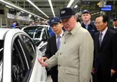 현대차 이사회 의장 물러난 MK…21년 '품질경영' 실천 글로벌 '우뚝'