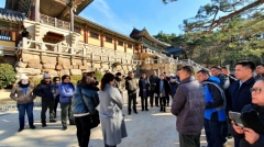 필리핀 군인단 경북 방문, 경북 특수목적관광 열풍