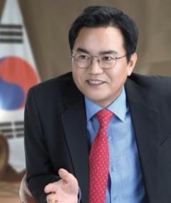 이상길, '금호워터폴리스 진입도로 국비확보' 공약