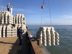 안산시, 풍도 '연안바다목장 조성사업' 순항…2022년 준공 목표