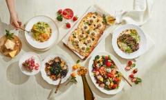 SPC그룹 라그릴리아, 제철 식재료 넣은 봄 신메뉴 출시