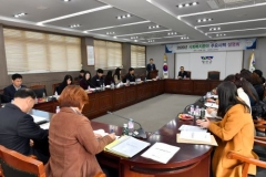 정선군 군민 행복을 위한 2020년 사회복지 시책설명회