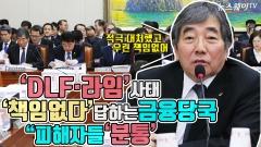 'DLF·라임' 사태, 책임 없다고 하는 감독당국…피해자들 '분통'
