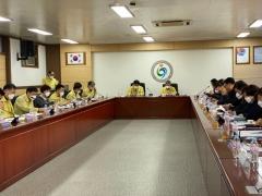 인천시교육청, `코로나19` 확진자 관내 발생에 교육감 주재 긴급 회의