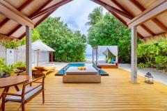 """푸라베리 리조트 """"환상의 섬 몰디브에서 로맨틱한 휴가를"""""""