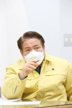 """최대호 안양시장 """"코로나19 확진자 동선 투명하게 공개하겠다"""""""