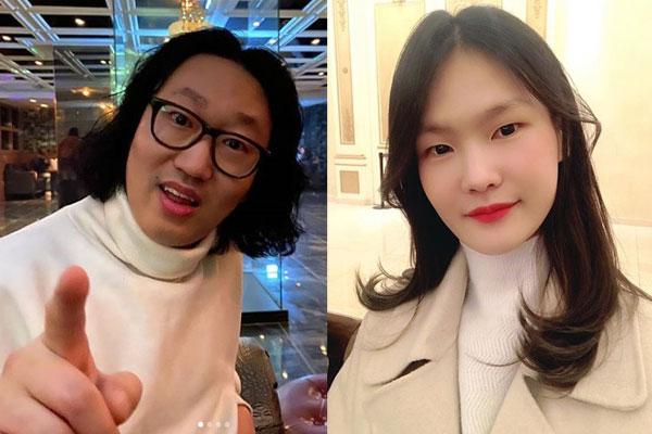 """개그맨 김경진, 모델 전수민과 6월 결혼 예정…""""LJ 소개로 만나"""""""