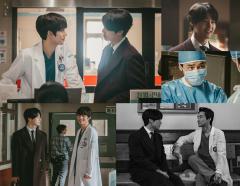 '낭만닥터2' 양세종, 의리 빛났던 특별출연…'훈훈한 비하인드 컷' 공개