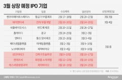 IPO시장도 된서리…상장 줄줄이 연기