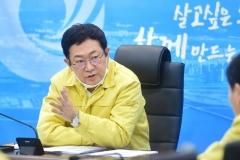 인천시, `코로나19` 지역사회 감염 저지에 사활