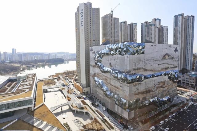 갤러리아 광교, 3월 2일 오픈…올해 매출 5천억 목표
