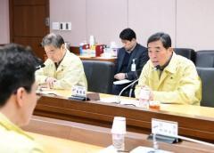 """윤화섭 안산시장 """"코로나19 피해 소상공인 지원책 마련할 것"""""""