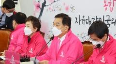 """심재철 """"박능후 장관, 즉각 사퇴시켜야"""""""