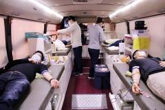 이스타항공,코로나19 확산…혈액수급난 해소도와