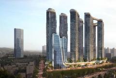 현대건설, 범천 1-1 구역에 '힐스테이트 아이코닉' 제안