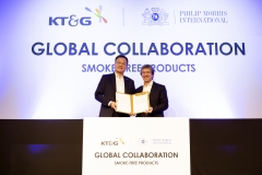 KT&G, 중동과 2.2조 규모 담배 수출계약 체결