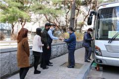 국토교통과학기술진흥원, '코로나19' 관련 긴급 헌혈 동참
