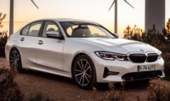 BMW, 제네바모터쇼서'전기차' 3시리즈 공개