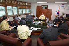 정현복 광양시장, 코로나19 대응 종교단체 지도자와 간담회 가져