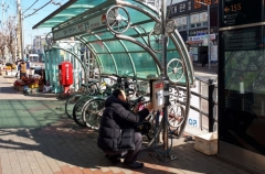 김천시, 자전거이용시설 일제 점검