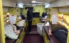 김천시, 혈액수급위기에 헌혈 적극 동참
