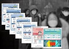 인천시교육청, 코로나19 행동요령 및 예방수칙 다국어 번역본 배포