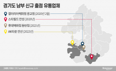 """""""광교·동탄 잡아라"""" 유통업계, 경기 남부 大戰"""