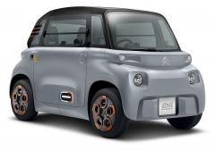 시트로엥 에이미, 800만원대 전기차 공개… 6월 인도 가능