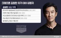 개발자에서 크래프톤 CEO 꿰찬 김창한 펍지 대표