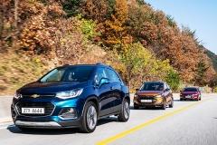 트랙스, 글로벌 표준 '소형 SUV'…'주행·품질' 완벽