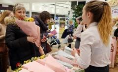 aT, 화훼소비 침체…러시아에서 수출로 물꼬 튼다
