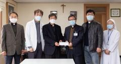 천주교 대구대교구, 코로나19 의료장비 구입에 3억 지원