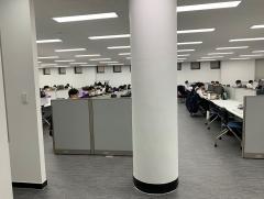 전북은행, 코로나19 차단 위한 본점 분리근무 운영
